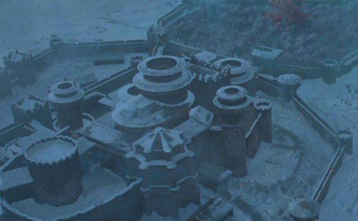 Invernalia, el primer gran escenario de la batalla final de 'Juego de tronos'