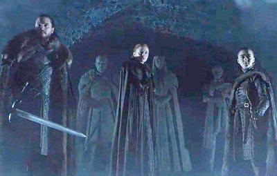 7 claves que esconde el teaser de los Stark de la temporada final de 'Juego de Tronos'