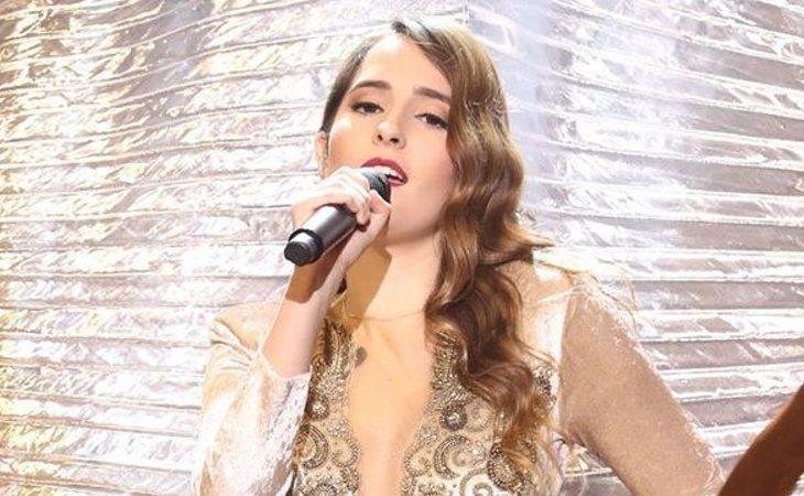 Marilia en 'OT 2018'