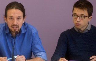 Crisis en Podemos: ruptura entre Pablo Iglesias e Íñigo Errejón