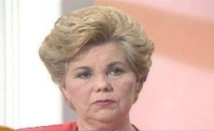 Ana Orantes fue la primera mujer en contar su experiencia de malos tratos en televisión