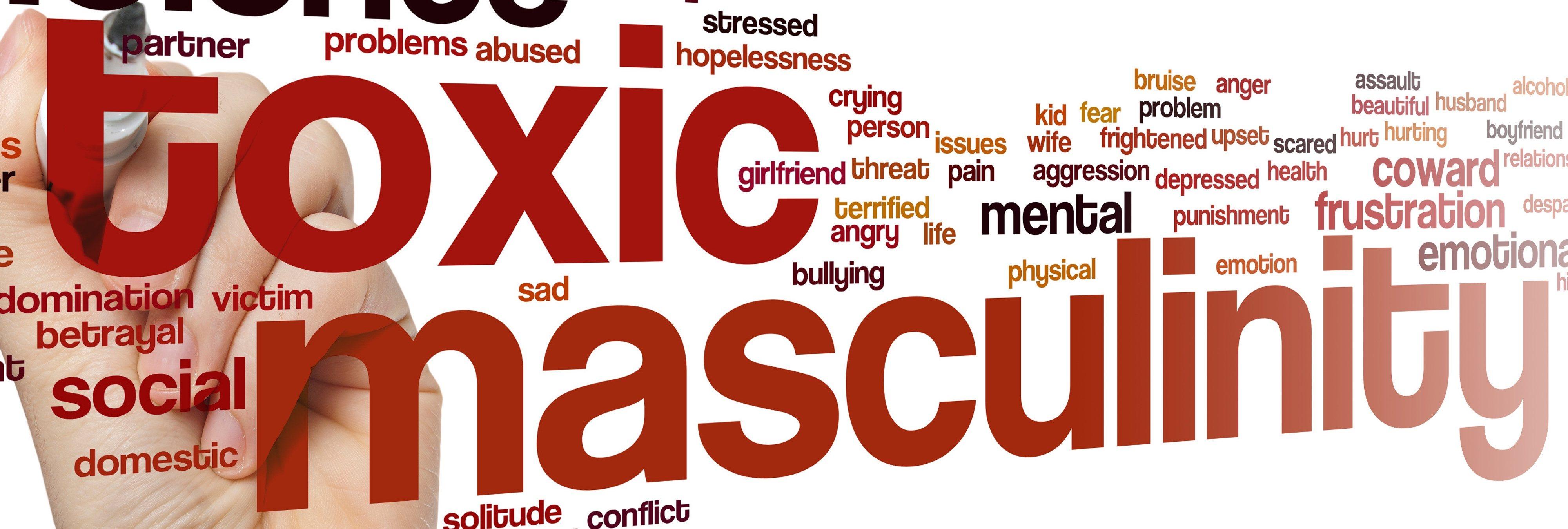 La masculinidad tóxica existe y es perjudicial para la salud