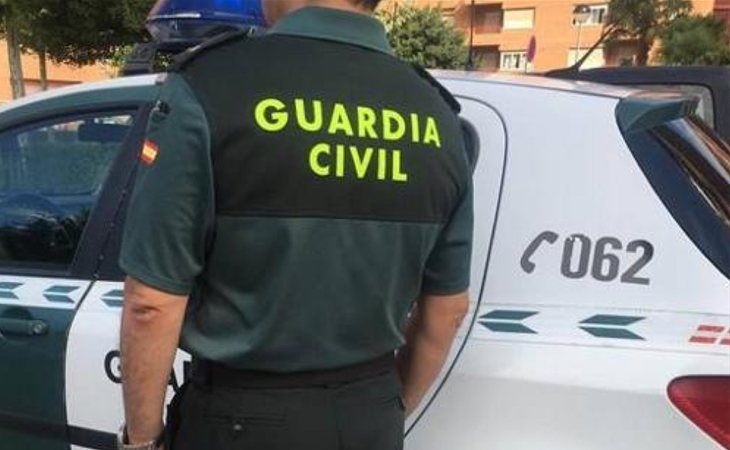 La Guardia Civil investiga el suceso