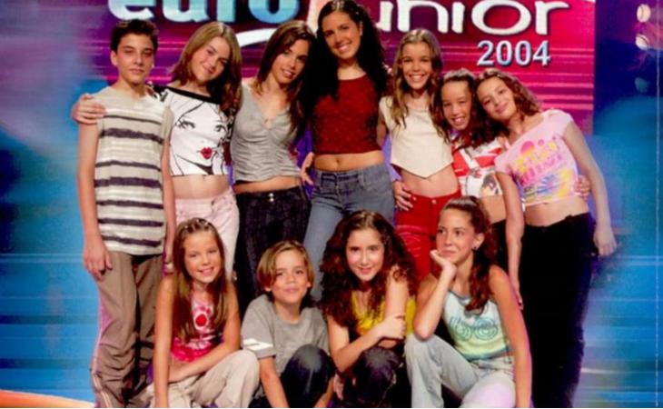 Eurojunior fue un formato de mucho éxito en TVE