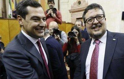 VOX ya exige al Gobierno andaluz que denuncie y expulse a 52.000 inmigrantes