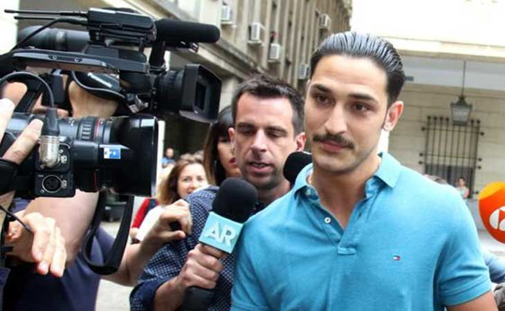 Alfonso Jesús Cabezuelo acusado de propinarle varios golpes