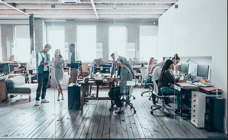 La integración de las redacciones es la causante de muchos cambios en el modelo de negocio