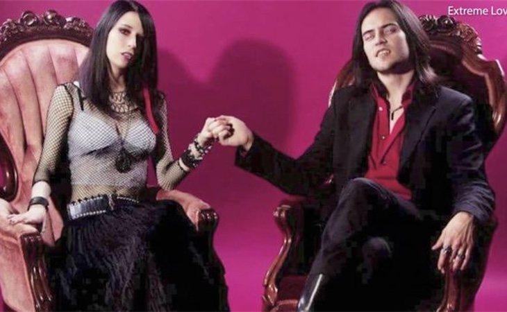La pareja vampírica