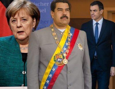 ¿Por qué España y la Unión Europa aún no reconocen a Guaidó como presidente de Venezuela?