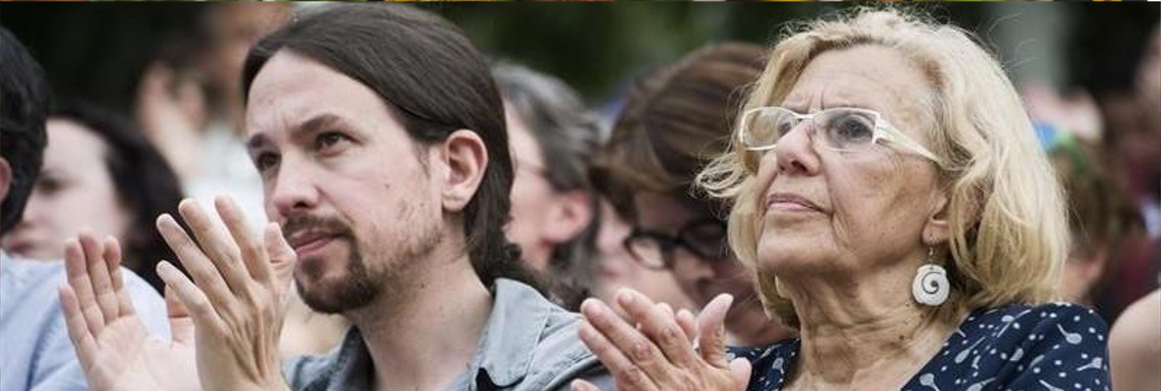 """Podemos carga contra Carmena por """"favorecer la corrupción urbanística"""""""