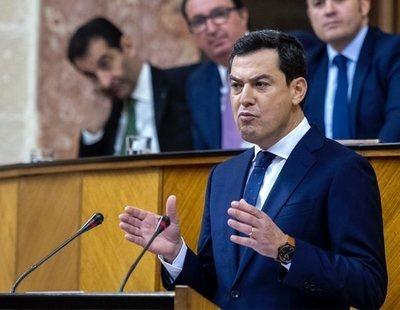 PP, C's y VOX aprueban su primera medida en Andalucía: bajar impuestos para millonarios