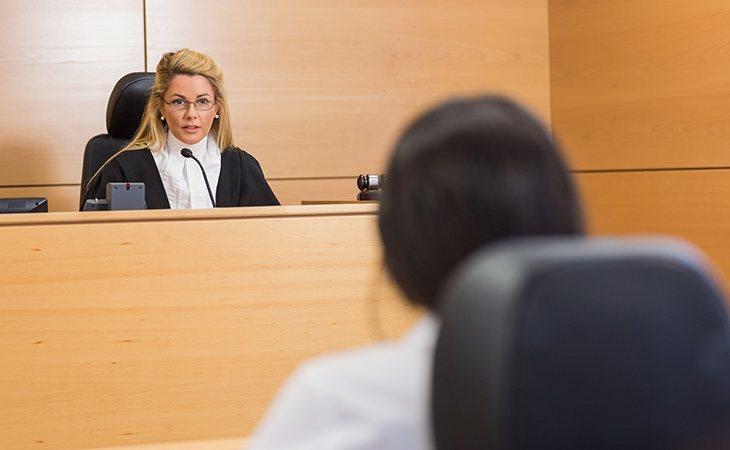 La mujer fue castigada en primera instancia con una multa por denuncia falsa