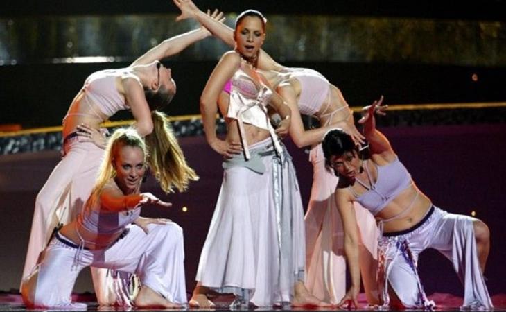 Sertab Erener consiguió ganar Eurovisión con Turquía