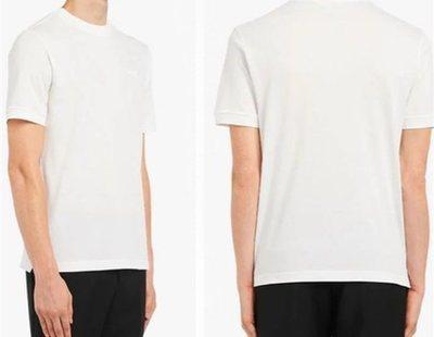 La locura de las marcas: Prada vende una camiseta básica blanca por 300 euros