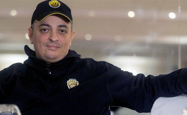 Alberto Álvarez 'Tito', portavoz de los taxistas