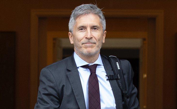 Grande-Marlaska, ministro del Interior