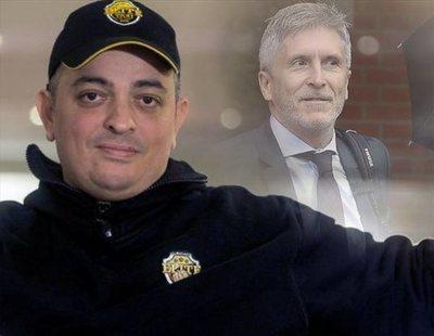 """El portavoz de los taxistas critica que un """"ministro gay de izquierdas ordene intervenir a la Policía"""""""