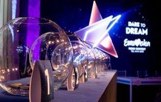 Así se reparten las dos semifinales de Eurovisión 2019