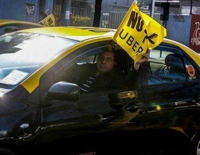 La guerra entre el taxi y los VTC: así se ha resuelto en otros países