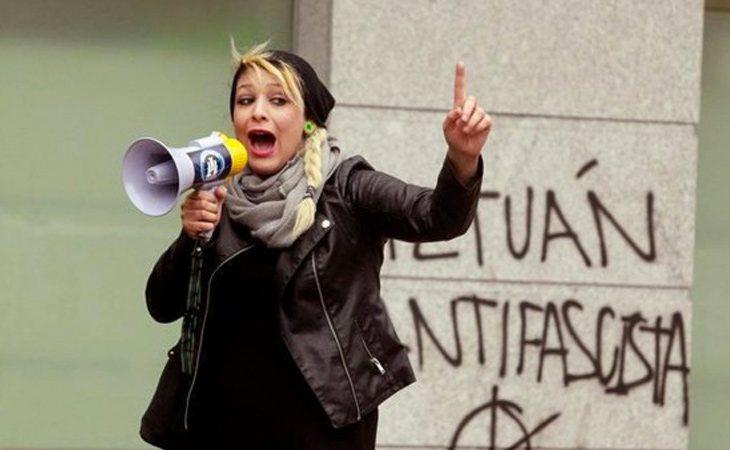 La Fiscalía solo acusa a Melissa Domínguez por ser quien justificó el ataque a la mezquita