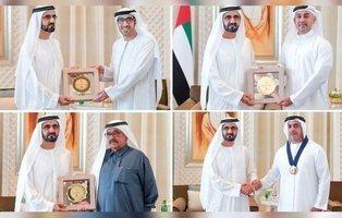 Emiratos Árabes Unidos entrega los premios a la igualdad... a hombres