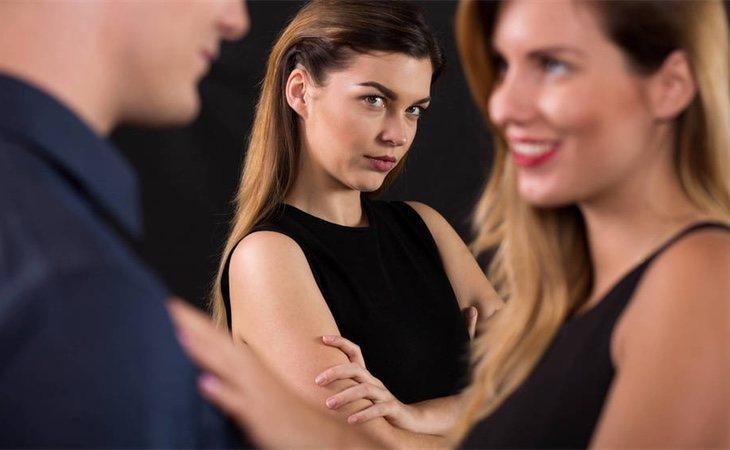 La monogamia puede desembocar en celos y dependencia