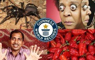 Los 20 Récords Guinness más increíbles de la historia
