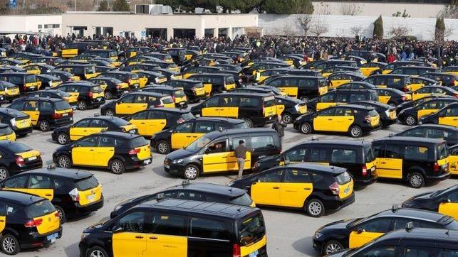 Los taxis son más económicos para los viajes cortos