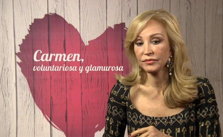 Carmen Lomana ha repetido en múltiples ocasiones su intención de presentarse a la alcaldía de Madrid por VOX o en una candidatura independiente