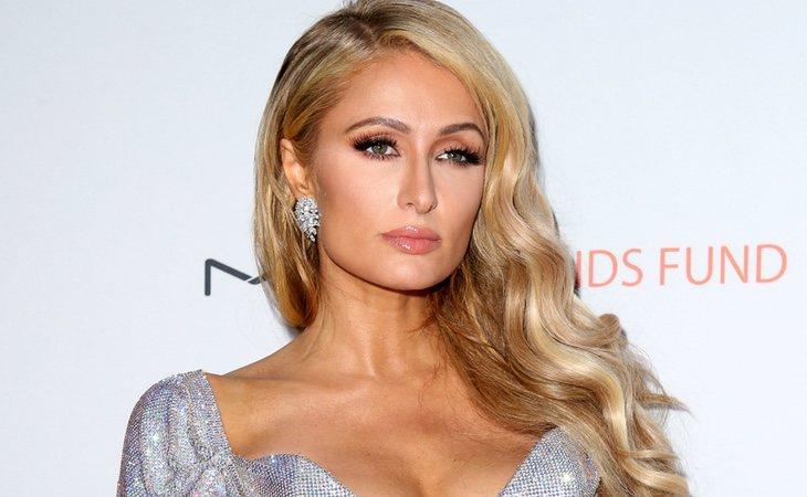 Paris Hilton quiso presentarse a la Casa Blanca para teñirla de rosa