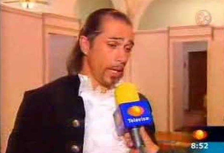 Sergio Mayer dejó papeles de telenovelas como 'La fea más bella' para convertirse en diputado en el Congreso