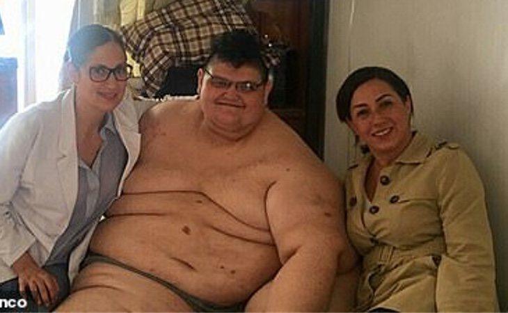 Así era Pedro Franco antes de su operación