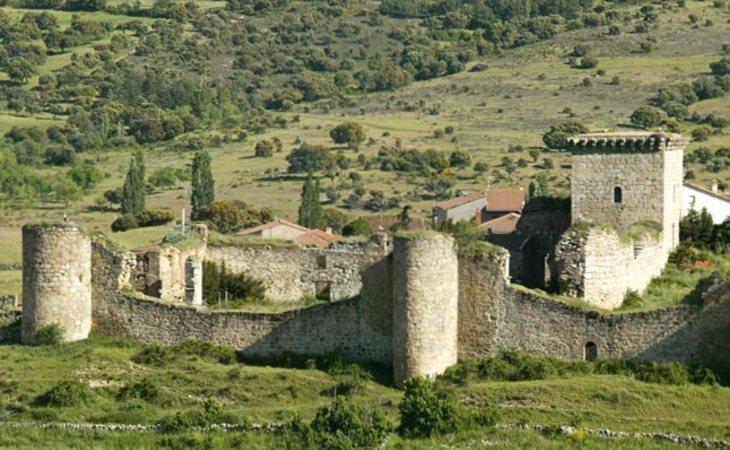 Se conversa la muralla que lo protegía de invasiones