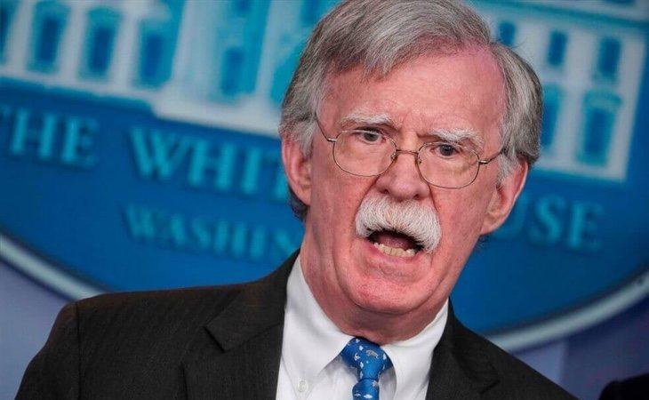 John Bolton ha amenazado con enviar a Nicolás Maduro a Guantánamo