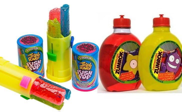 Quién no recuerda nuestra fuente de azúcar favorita