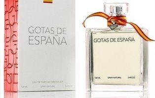 'Gotas de España', el perfume con el que olerás 100% a España
