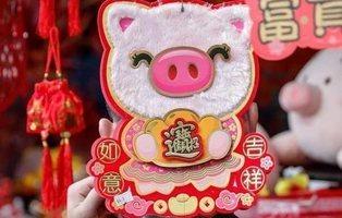 Año Nuevo Chino: Así celebran el Año del Cerdo