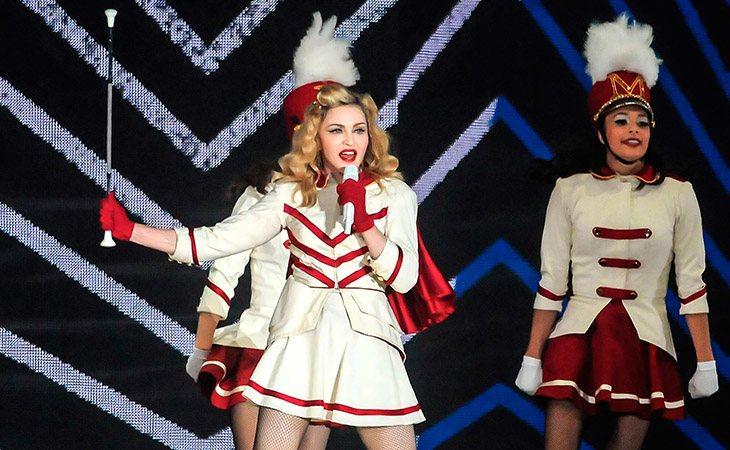 Las posibilidades de que Madonna actúe en Eurovisión aumentan con el paso de los días