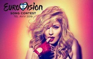 ¿Le pega a Madonna actuar en Eurovisión? Cada vez está más cerca...