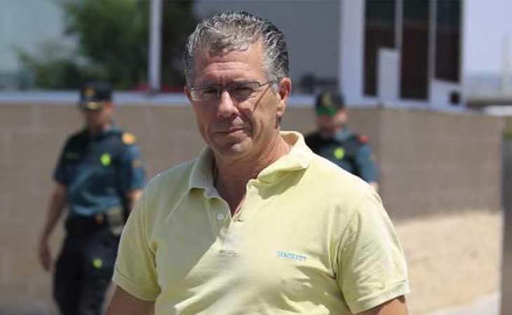 Francisco Granados uno de los investigados por la UCO