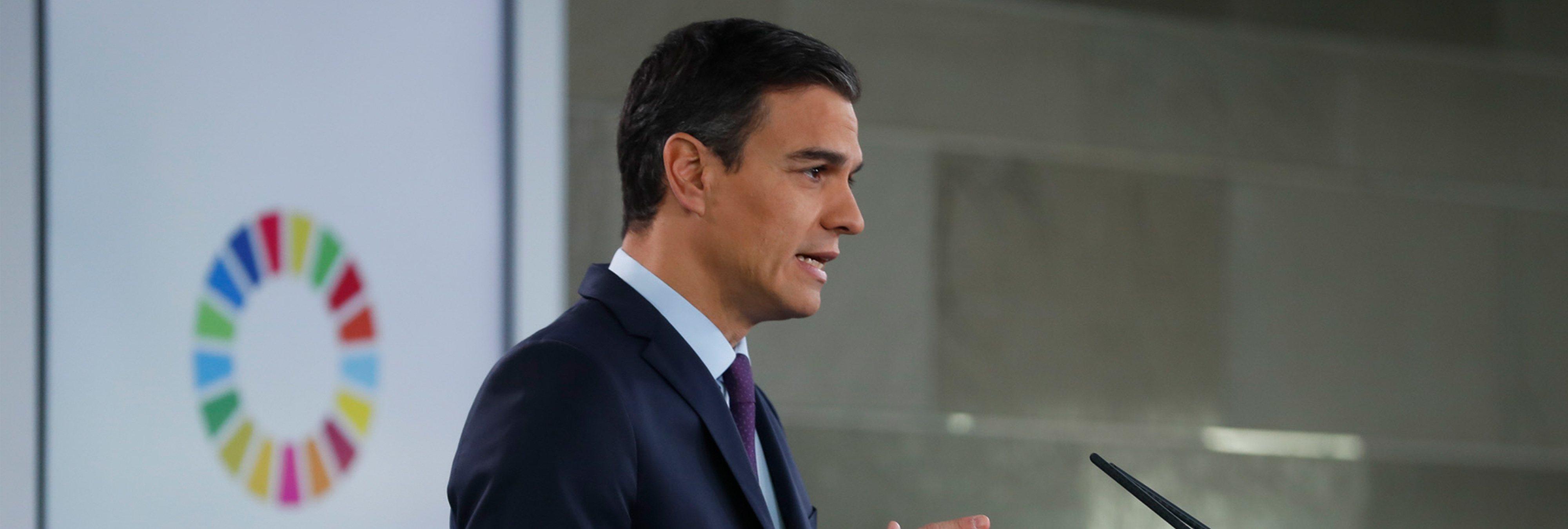 El Gobierno mantiene en secreto cuánto cobrará Pedro Sánchez por su libro