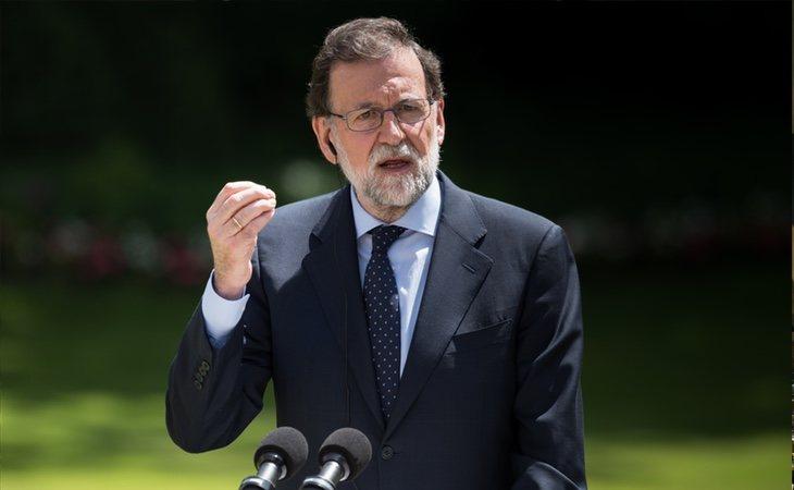 Mariano Rajoy ha recibido múltiples críticas por judicializar el conflicto catalán
