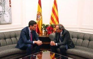 ¿Por qué hay polémica con el relator de Sánchez en Cataluña? ¿Hasta qué punto se equivoca?
