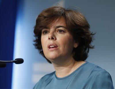 Así censuraba y colocaba periodistas Soraya Sáenz de Santamaría en TVE