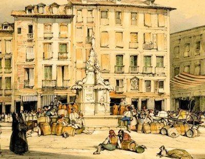 ¿Cómo era tu ciudad antes de que existiera la fotografía?