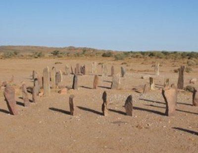 Descubren en el Sáhara misteriosas estructuras de piedra de hace miles de años