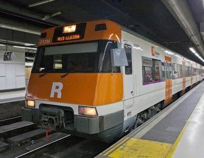 Un muerto y 95 heridos en un choque de trenes en el Rodalies de Barcelona