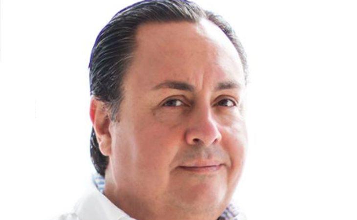 Ricardo Braña, espresidente de VOX en Las Palmas