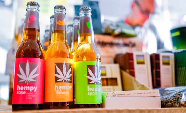 La marihuana es la nueva competencia para las bebidas alcohólicas