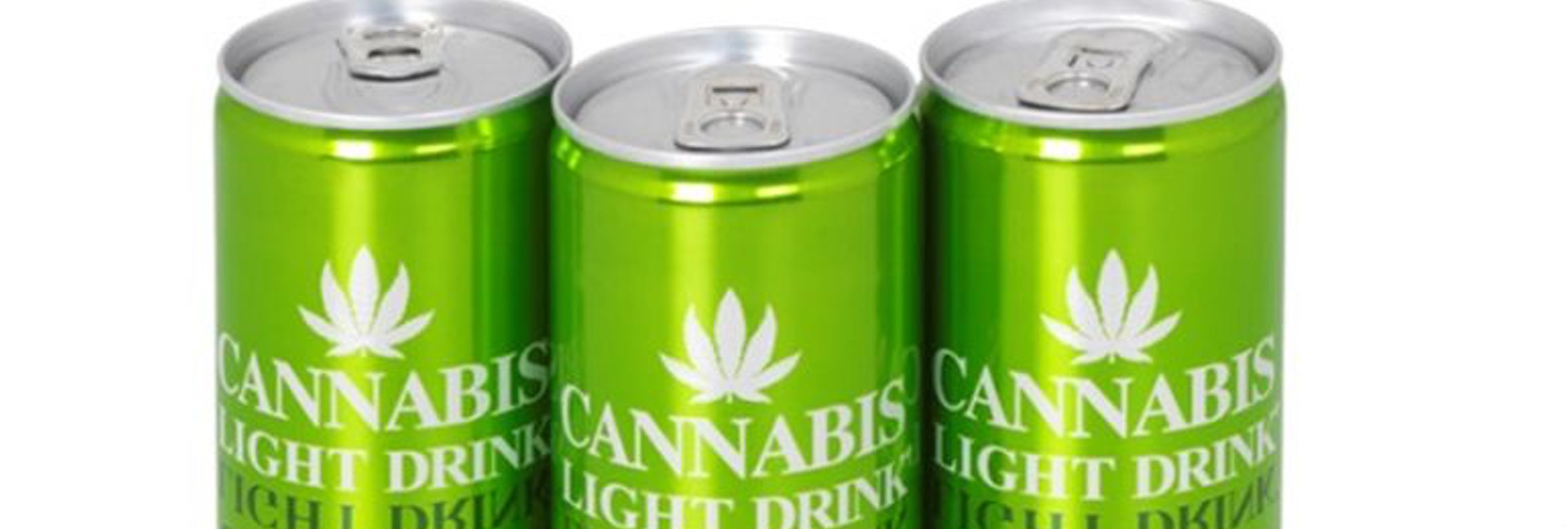 Las bebidas de cannabis podrían ser el nuevo alcohol
